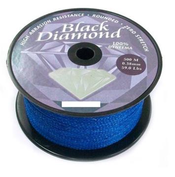 Εικόνα της BLACK DIAMOND 100% DYNEEMA ROUND ΜΠΛΕ 500m