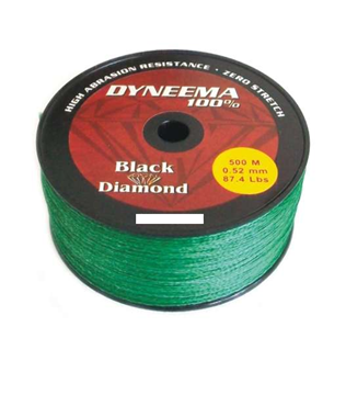 Picture of BLACK DIAMOND 100% DYNEEMA ΠΡΑΣΙΝΟ 500m