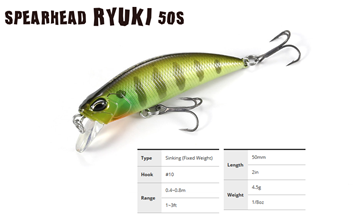 Picture of DUO SPEARHEAD RYUKI 50S