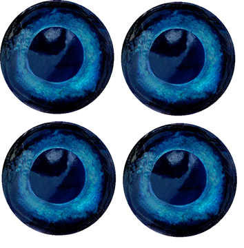 Picture of X-PARAGON LIVE EYES 4D BLUE 9012