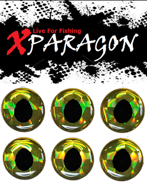 Picture of X-PARAGON LIVE EYES 4D GOLD 9004