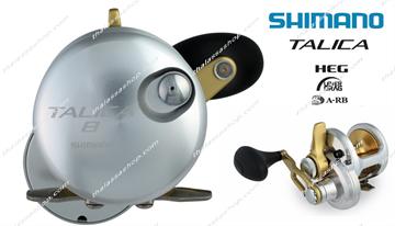 Εικόνα της SHIMANO Talica 8 (single speed)