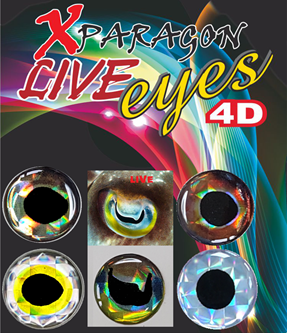 Picture for category X-PARAGON LIVE EYES 4D