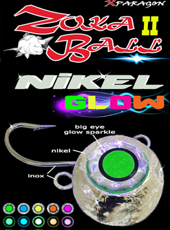 Picture for category ZOKA BALL II NIKEL- GLOW