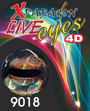 Picture of X-PARAGON LIVE EYES 4D OCTAPUS 9018