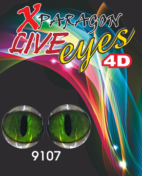 Picture of X-PARAGON LIVE EYES 4D 9107