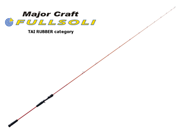 Εικόνα της MAJOR CRAFT FULLSOLI TAI RUBBER 2.04m