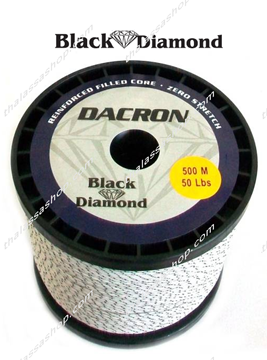 Εικόνα της BLACK DIAMOND DACRON 1000m