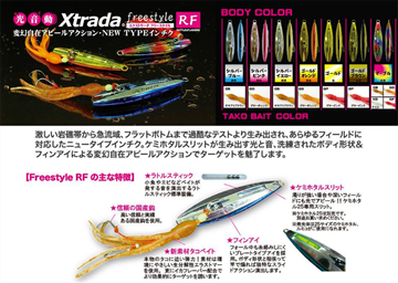 Picture of LUMICA XTRADA FREESTYLE INCHIKU NEW (100gr)