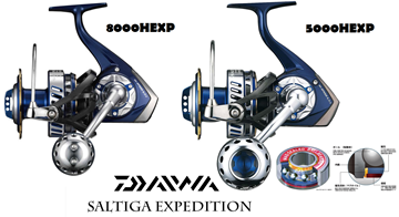 Picture of ΜΗΧΑΝΑΚΙ DAIWA SALTIGA EXPEDITION