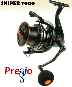 Εικόνα της Μηχανάκια Pregio Sniper 7000