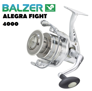 Picture of ΜΗΧΑΝΑΚΙ BALZER ALEGRA FIGHT