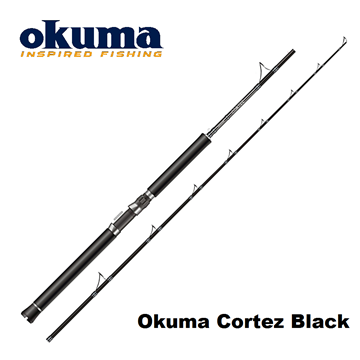 Picture of OKUMA CORTEZ BLACK
