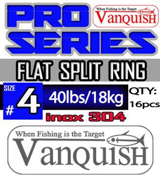 Picture of VANQUISH SPLIT RINGS INOX