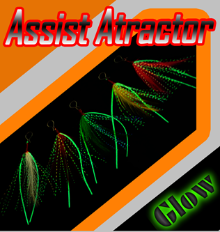 Picture for category HOOK & ASSIST ATRACTOR