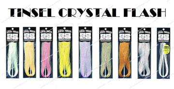 Picture of TINSEL CRYSTAL FLASH AURORA
