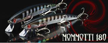 Εικόνα της ΨΑΡΑΚΙΑ SEASPIN MOMMOTTI 180 SF(SLOW FLOATING)