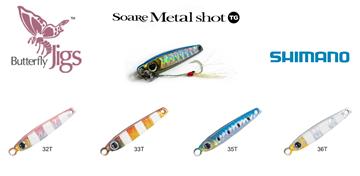Picture of SHIMANO SOARE METAL SHOT TG 10gr