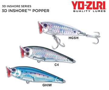 Picture of YO-ZURI 3D POPPER R1210