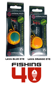 Picture of OLD SCHOOL ZOKA LAVA FLUO EYE 200gr