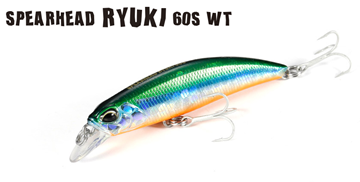 Εικόνα της DUO SPEARHEAD RYUKI 60S SW LIMITED
