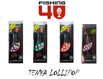Picture of F4U TENYA LOLLIPOP 100gr GLOW
