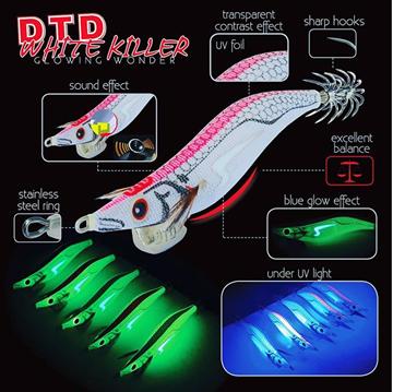 Εικόνα της DTD WHITE KILLER OITA 3.5