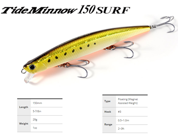 Picture of DUO TIDE MINNOW 150 SURF