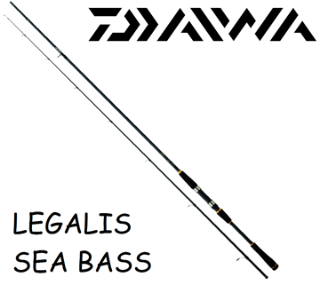 Εικόνα της Daiwa Legalis Sea Bass