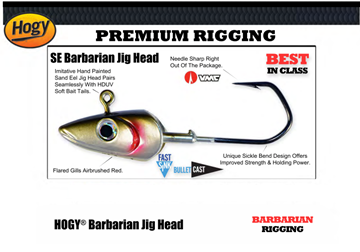 Picture of HOGY SE BARBARIAN JIG 84gr