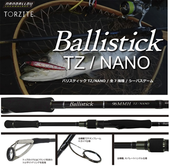 Picture for category BALLISTIC TZ NANO