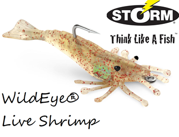 Εικόνα της Storm WildEye® Live Shrimp WLSP02 (3pcs)