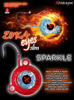 Picture for category ZOKA EYES SLIM SPARKLE