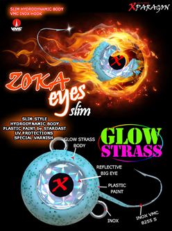 Picture for category ZOKA EYES SLIM GLOW STRASS