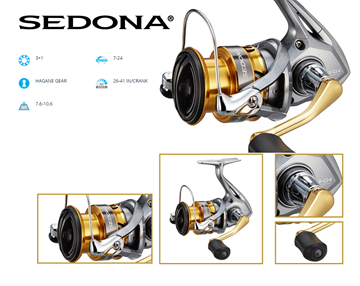 Picture of SHIMANO SEDONA FI