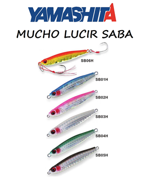 Picture of MUCHO LUCIR SABA 45gr