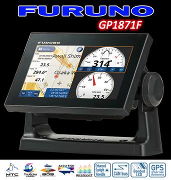 Εικόνα της FURUNO GP1871 F (7'')