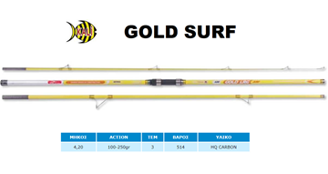 Picture of KALI GOLD SURF