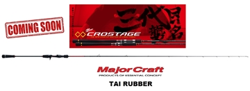 Εικόνα της Majorcraft Crostage Tai rubber Solid Tip