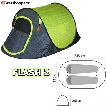 Picture of GRASSHOPPERS FLASH 2
