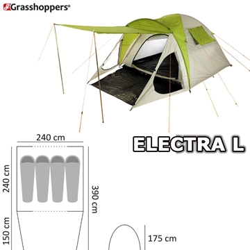 Picture of GRASSHOPPERS ELECTRA L