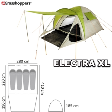 Picture of GRASSHOPPERS ELECTRA XL