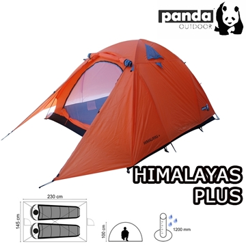 Picture of PANDA HIMALAYAS PLUS
