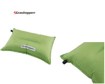 Picture of GRASSHOPPERS Αυτοφούσκωτο μαξιλάρι PILLOW PLUS