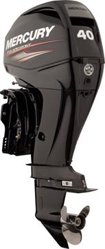Picture of MERCURY EFI 40 HP