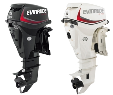 Picture of EVINRUDE E-TEC 25 HP