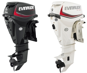 Picture of EVINRUDE E-TEC 30 HP