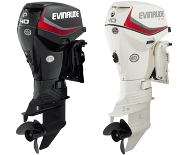Picture of EVINRUDE E-TEC 40 HP