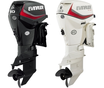 Picture of EVINRUDE E-TEC 50 HP