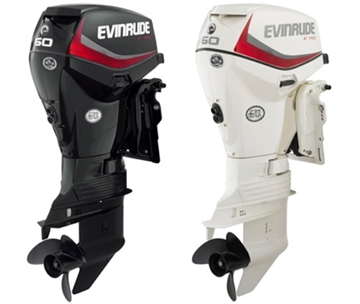 Picture of EVINRUDE E-TEC 60 HP